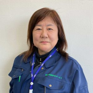 奈良澤 恵里子