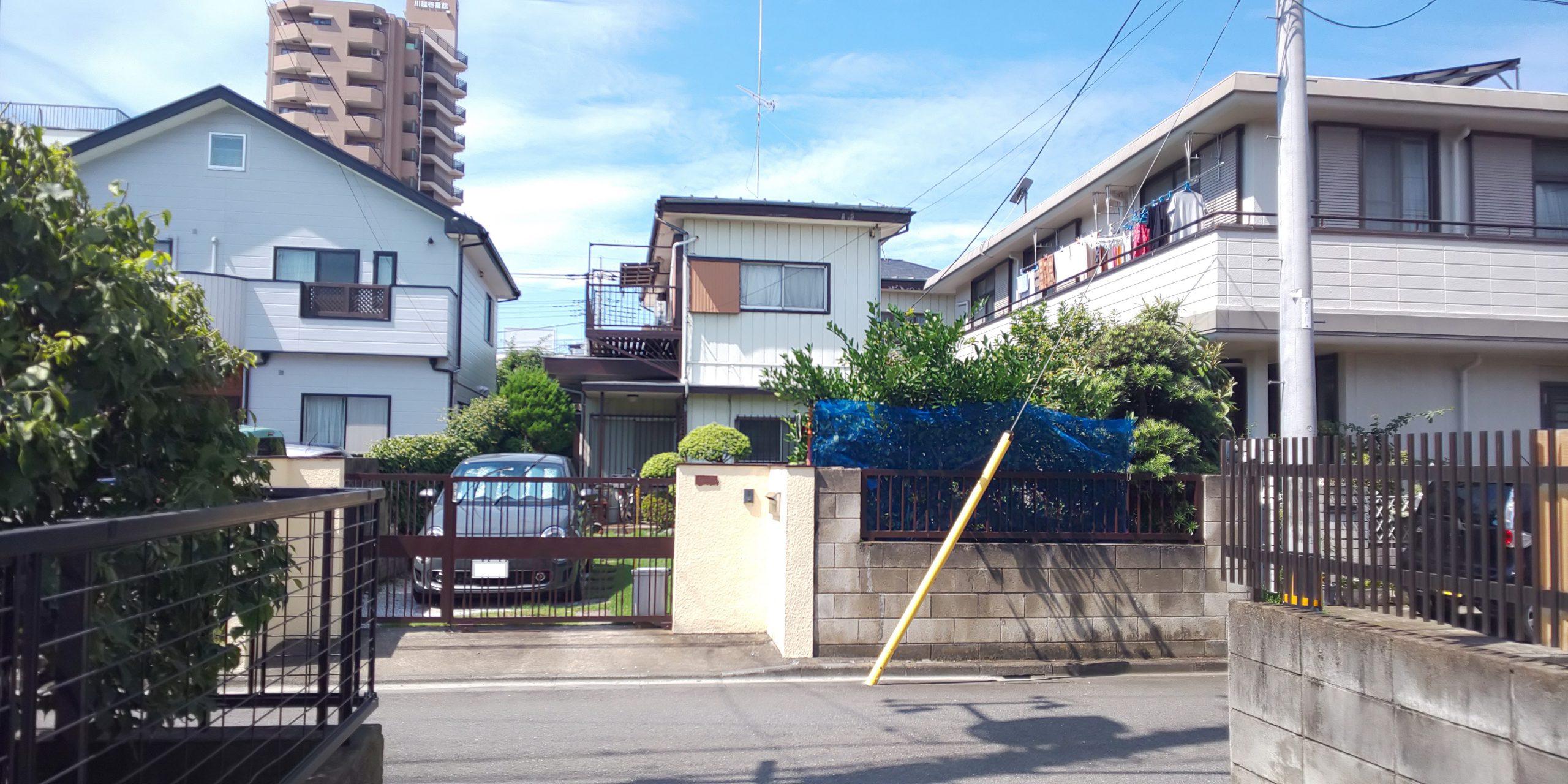 S様邸 解体工事 (月組:関森)